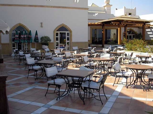 Restauracja w hotelu Royal Grand Sharm