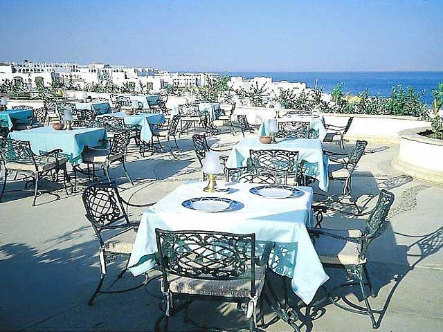 Restauracja w Royal Grand Sharm
