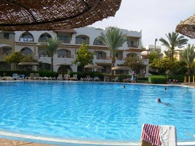 Royal Grand Sharm - basen hotelowy