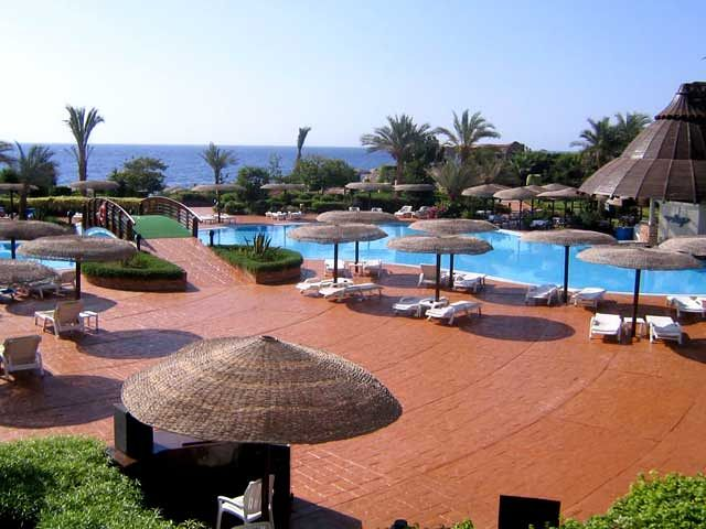 Zdjęcia z z Egiptu - Hotel Royal Grand Sharm