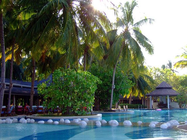 Basen hotelu Hotel Royal Island Resort & Spa