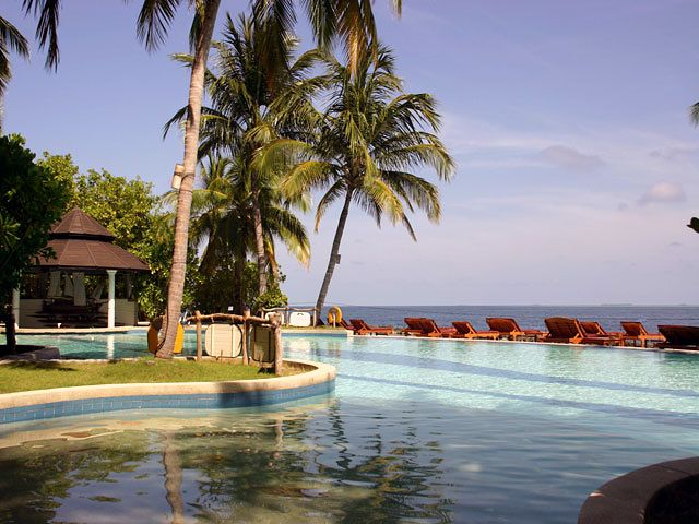 Hotel Royal Island Resort & Spa - basen