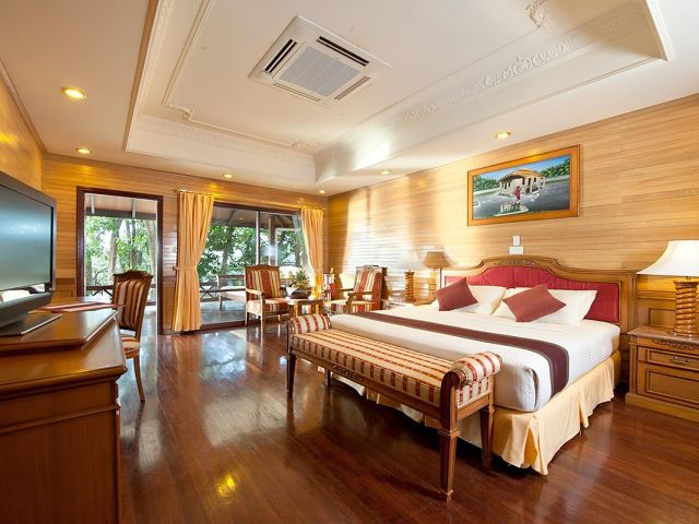 Hotel Royal Island Resort & Spa, Horubadhoo - Malediwy
