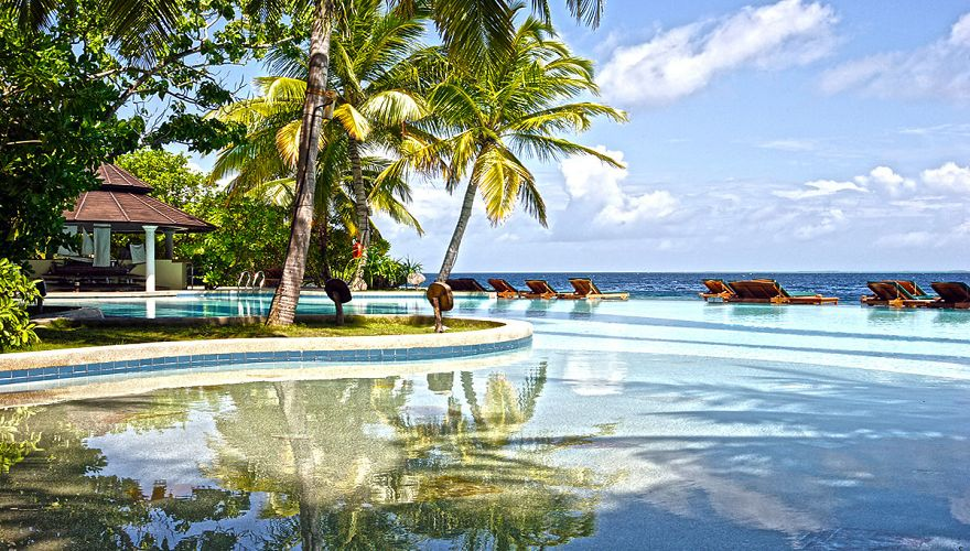 Hotel Royal Island Resort & Spa na Malediwach
