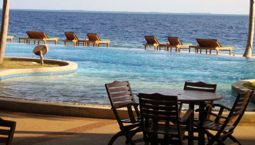 Royal Island Resort & Spa (Malediwy, Horubadhoo) - bar