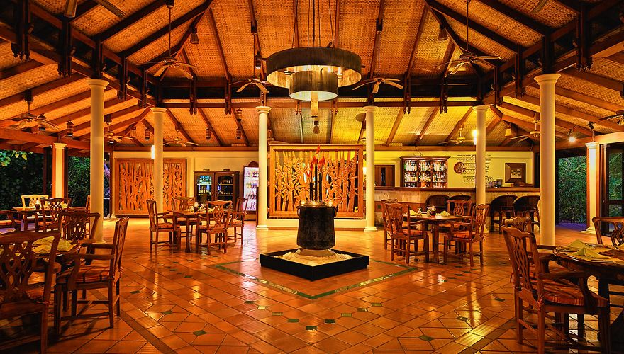 Royal Island Resort & Spa (Malediwy, Horubadhoo) - restauracja