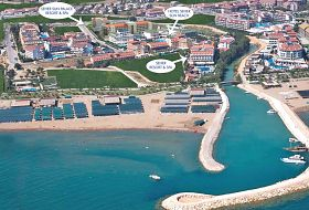 Hotel Seher Sun Palace Resort & Spa