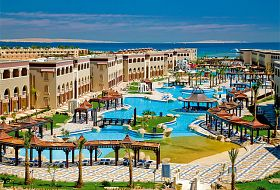 Sentido Mamlouk Palace Resort w Egipcie, hotel popularny przez cały rok z formułą all inclusive