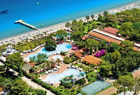 Hotel Sentido Sultan Beldibi
