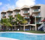 Hotel Silver Beach w Trou d'Eau Douce