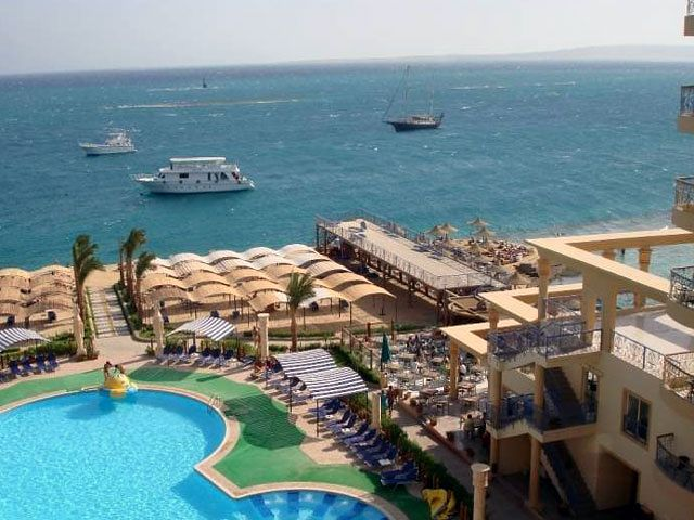 Hotel Sphinx Resort - basen