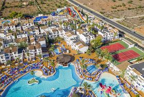 Hotel Splashworld Globales Bouganvilla
