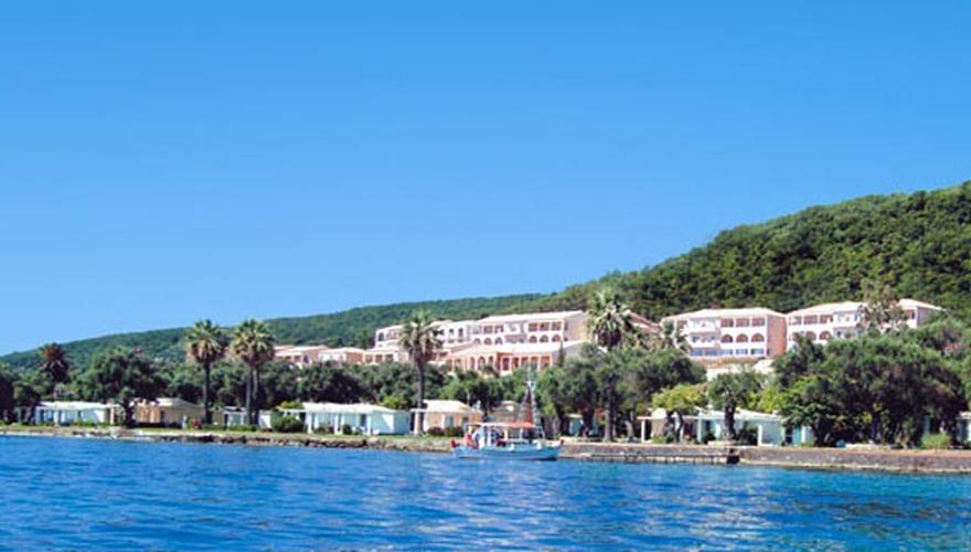 Hotel Miramare Beach Korfu Moraitika