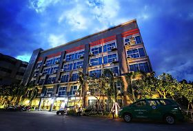 Hotel Sunshine One Pattaya