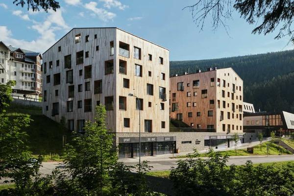 Aparthotel Svaty Vavrinec