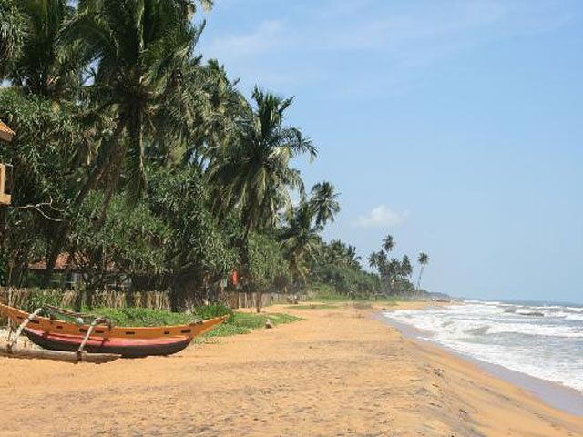 Tangerine Beach Hotel Sri Lanka