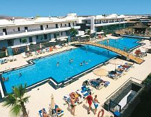 Hotel THB Tropical Island - Lanzarote