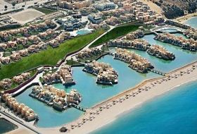 Hotel The Cove Rotana Resort