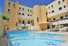 Hotel Vantaris Garden & Corner