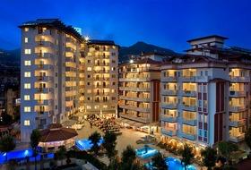 Hotel Villa Sun Flower Aparts & Suites