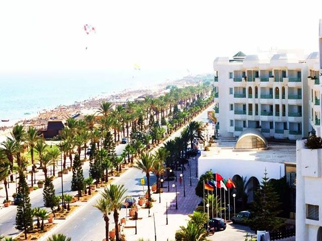 Hotel Yasmine Beach Resort