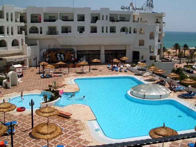Hotel Yasmine Beach Resort - Hammamet