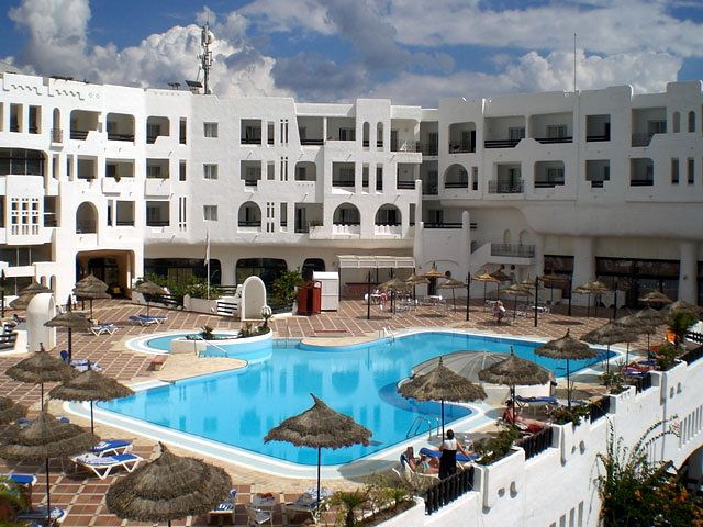 Hotel Yasmine Beach Resort - Tunezja
