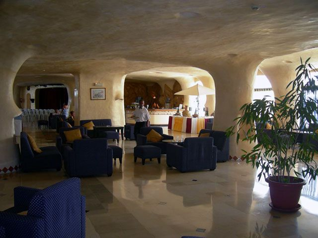 Hotel Yasmine Beach Resort - widok na bar