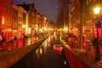 Dzielnica Czerwonych Latarni (Amsterdam, Holandia)