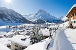 Austria to jeden z głównych kierunków narciarskich