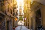 Ulica w Barcelonie