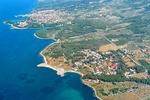 Panorama wyspy Brac (Chorwacja)