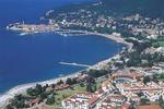 Widok na Budvę - Czarnogóra
