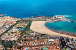 Caleta de Fuste wraz z Corralejo, Costa Calma i Morro-Jable to najpopularniejsze kurorty na Fuerteventurze