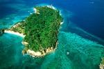 Wyspa Bacardi w pobliżu Dominikany