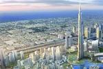 Burdż Chalifa (Burj Khalifa0 - Dubaj