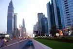 Sheikh Zayed Road - Dubaj