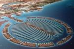 Sztuczna wyspa The Palm w Dubaju