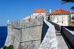 Mury miejskie w Dubrowniku
