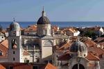 Widok na Katedrę w Dubrowniku - Dalmacja
