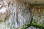 Malowidła w kaplicy Koloseum - Durres