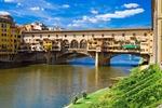 Most Ponte Vecchio we Florencji