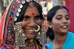 Mieszkanki Goa prezentują tradycyjne ozdoby