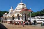 Świątynia Sri Manguesh Hindu na Goa