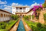 Andaluzja.Granada.Alhambra