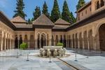 Hiszpania.Granada.Alhambra