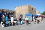 Sklepiki z pamiątkami - Medina (Hammamet, Tunezja)