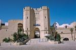 Wejście do Mediny - Hammamet (Tunezja)