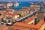 Kopenhaga, stolica i największe miasto Królestwa Danii.