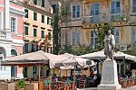 Kafejki w Corfu Town